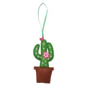 Cactus Felt Kit