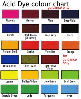 Acid Dye (Levelling)
