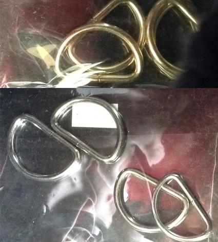 'D' Rings