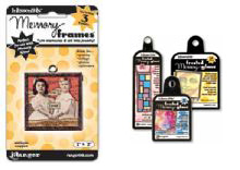 Inkssentials Memory Frames & Glass packs