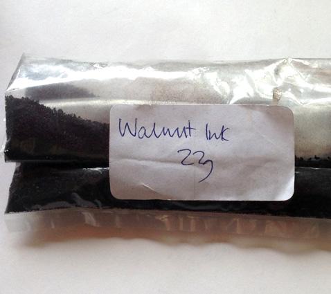 Walnut Ink - crystals