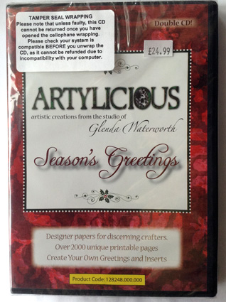 Artyliscious CD 'Seasons Greetings'