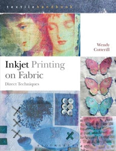 Wendy Cotterill  Inkjet Printing on Fabric