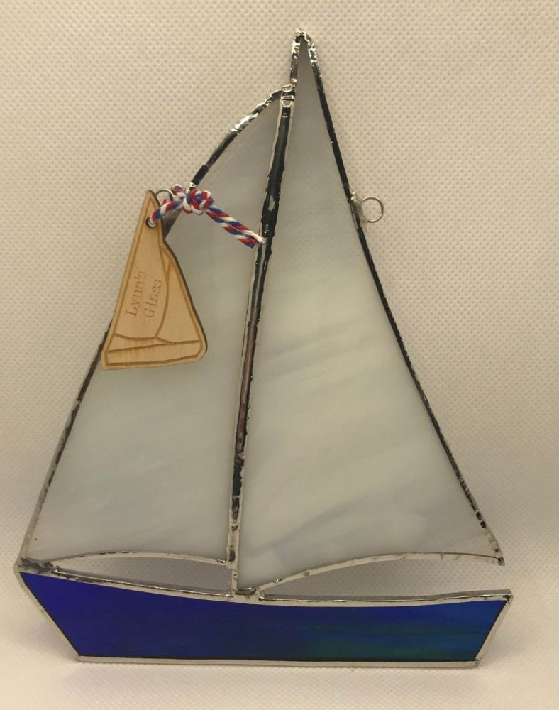 Yole sailing boat