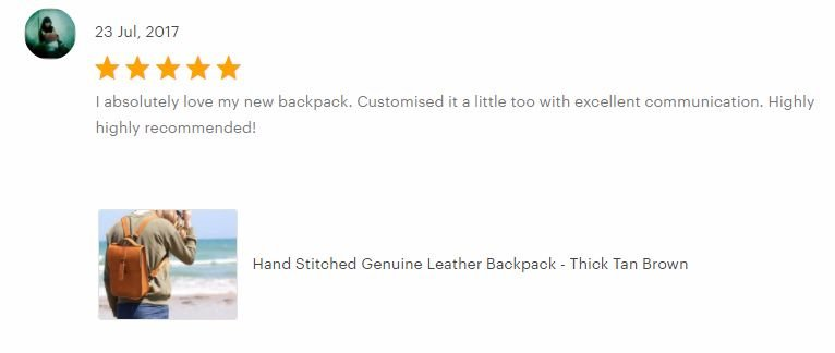 Backpack review