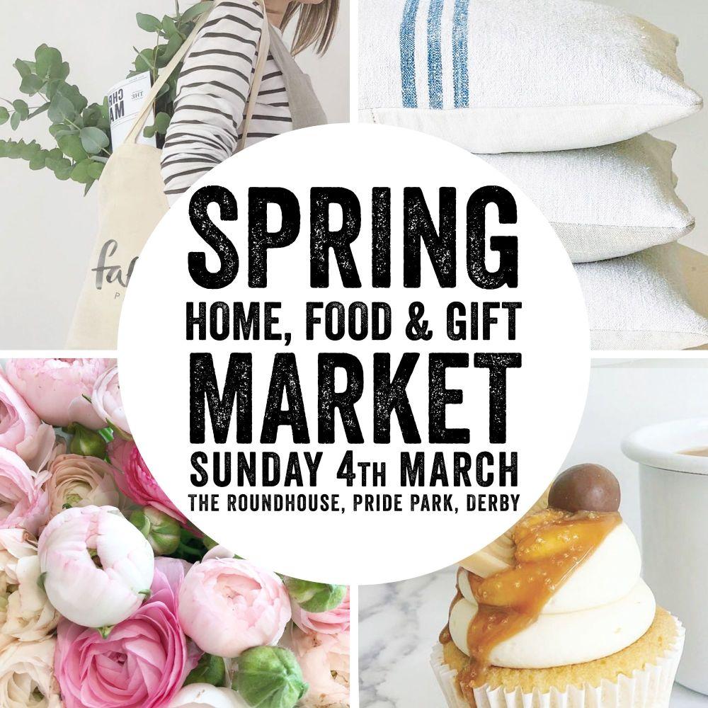 Derbyshire Spring Market