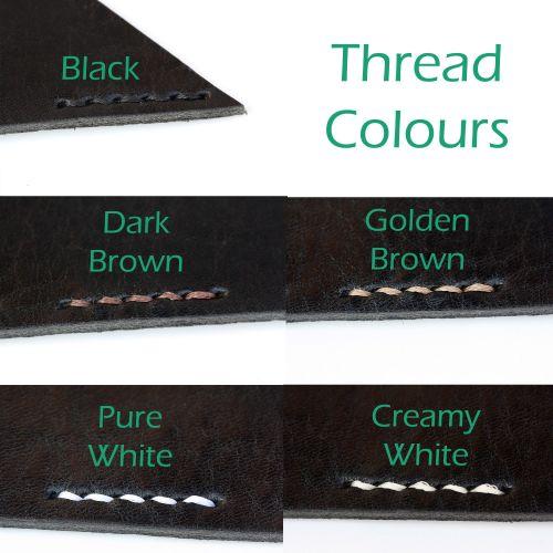 Threads together Black