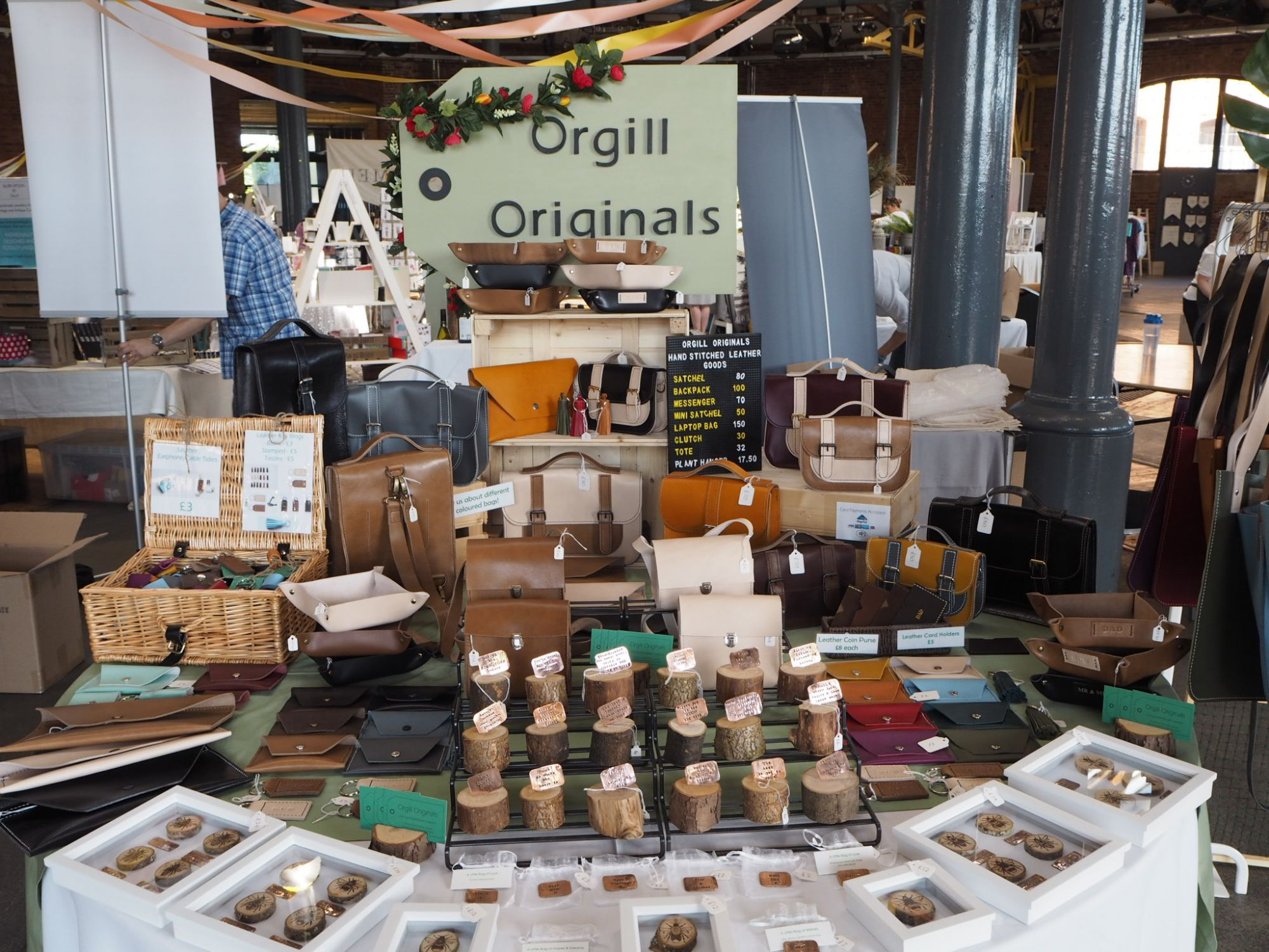 Derbyshire Summer Market Presented by Fabulous Places