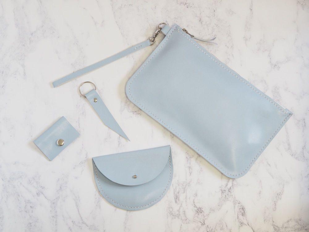 Pastel Blue Bundle Gift Set