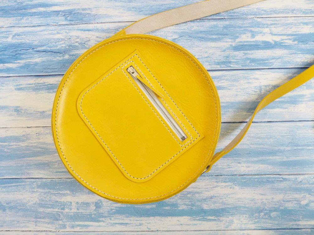 Create Your Own Bag - Circle Bag