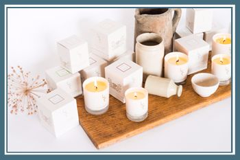Shop Soy Wax Candles >