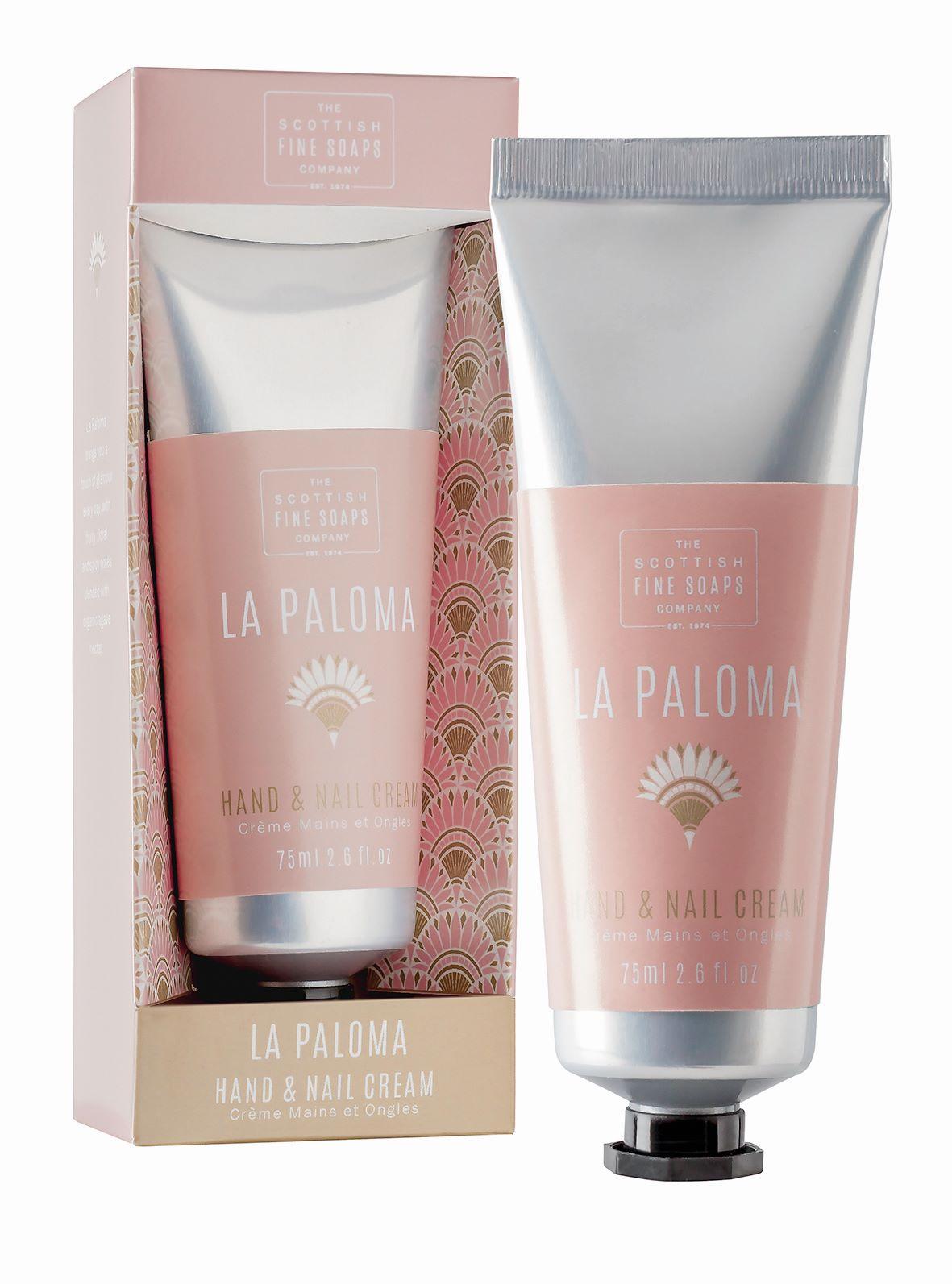 LA PALOMA HAND & NAIL CREAM