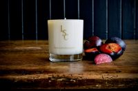 Damson Plum Scented Candle