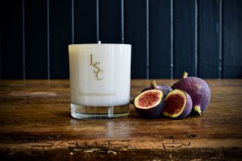 Cassis & Fig Candle Scented Candle