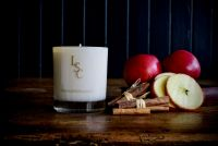 Spiced Apple Candle