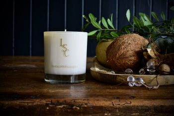 Coconut Dream Scented Candle