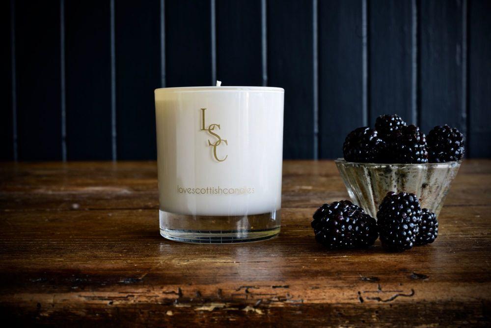 Black Raspberry Candle