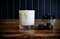 Black Raspberry Scented Candle