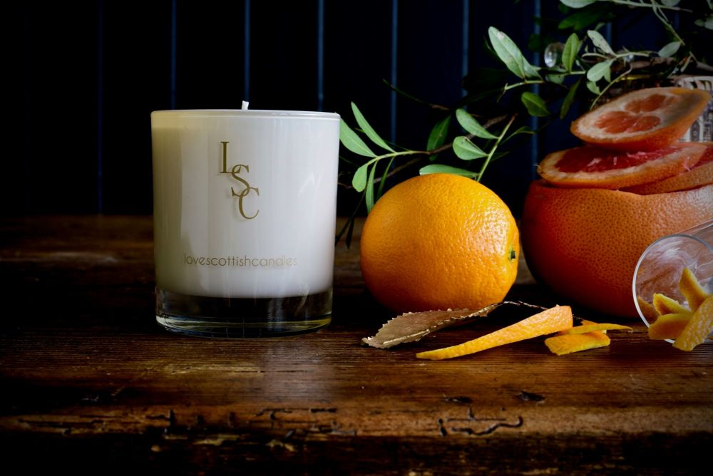 Champagne Delight Candle