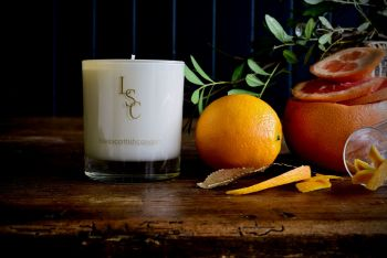 Champagne Delight Scented Candle