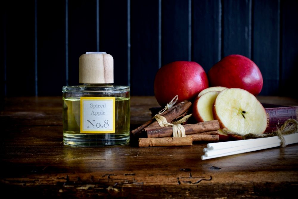 Spiced Apple Reed Diffuser 100ml