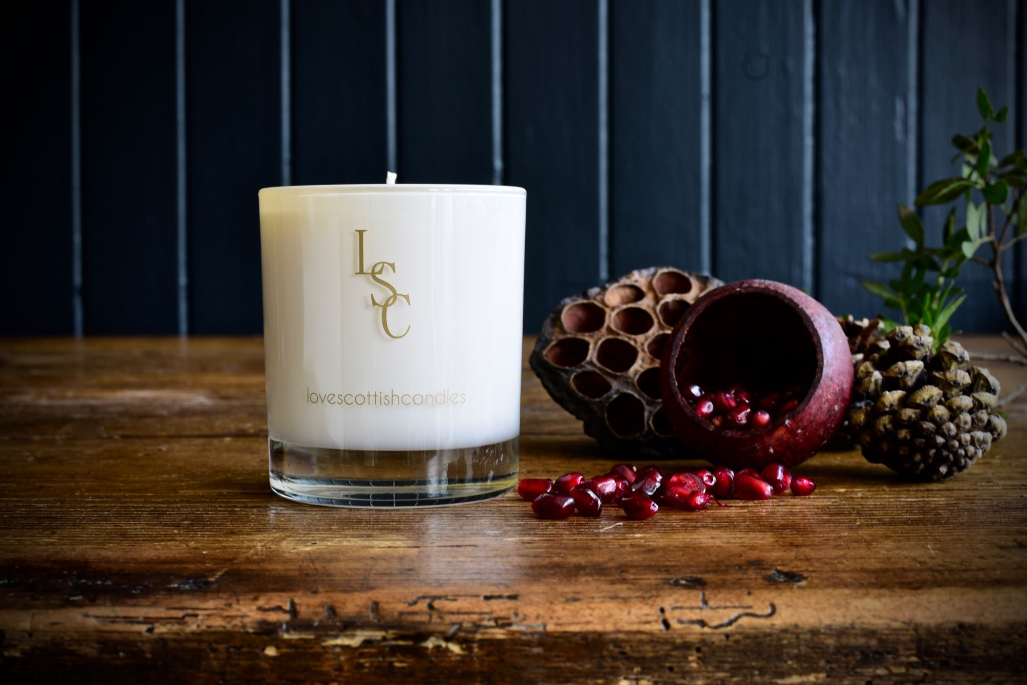 Shop Soy Wax Scented Candles >