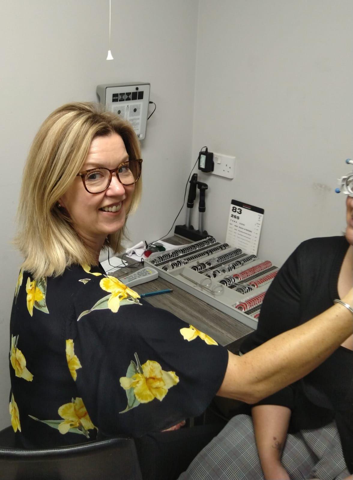 Tanya Optometrist