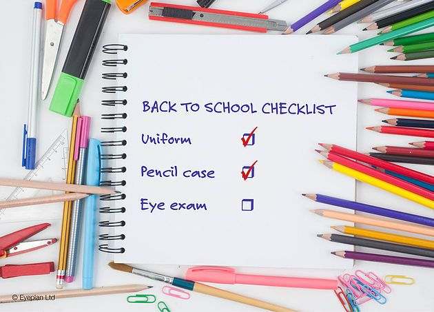 back to school ready