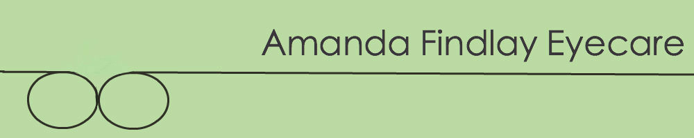Amanda Findlay Eyecare               , site logo.