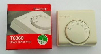 See Clear Thermostat Sticker - Compatible with Honeywell, Wxhuahong, Ariston, Eclipse, Sangamo, Saipwell and Robus