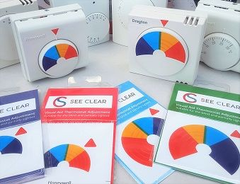 See Clear Products Visual Aids For The Elderly Blind