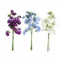 Gisela Graham Sweet Pea Stem