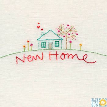 New Home Stitched