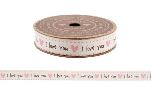 Love You Ribbon