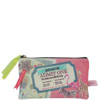Disaster Designs Zoo Design Make up Bag