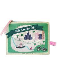 Disaster Designs City Design Make up Bag