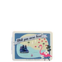 Disaster Designs Zoo Design Compact Mirror