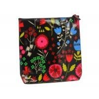 Flower Detail Toiletry Vanity Case