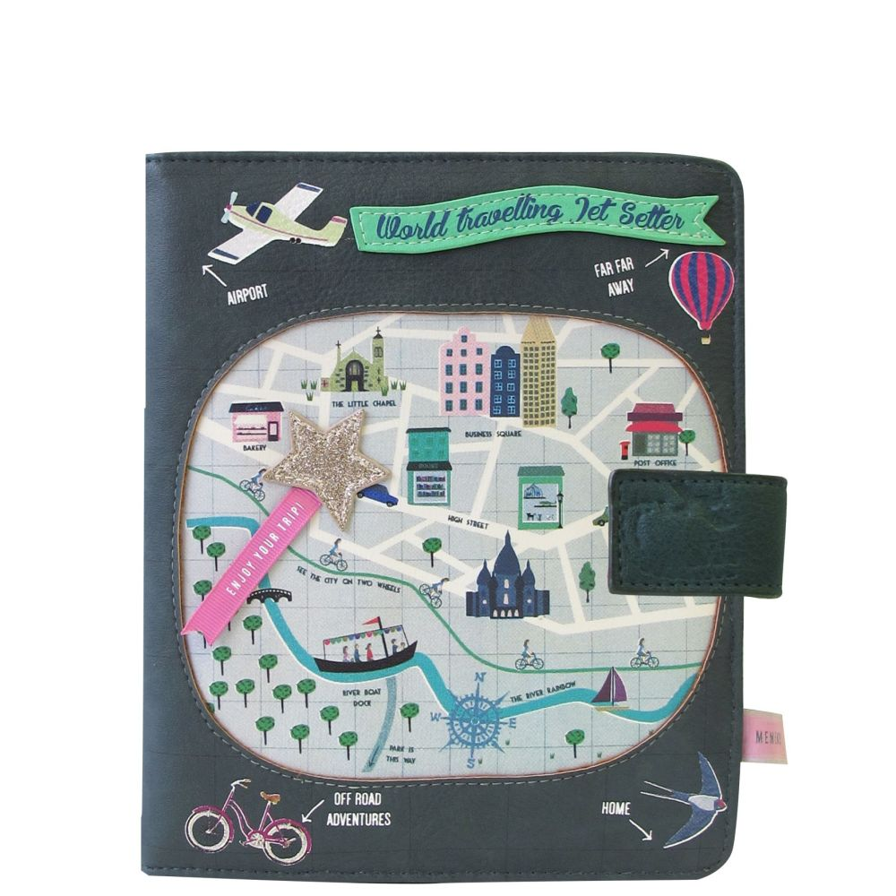 City Design Travel Wallet