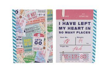 Travel Journal - A6