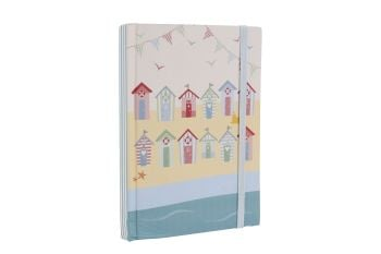 Beach Hut Notebook