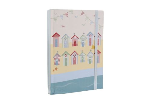 Beach Hut Notebook