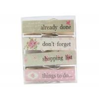 Gisela Graham Magnetic Memo Pegs