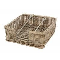 Gisella Graham Rattan Napkin Holder