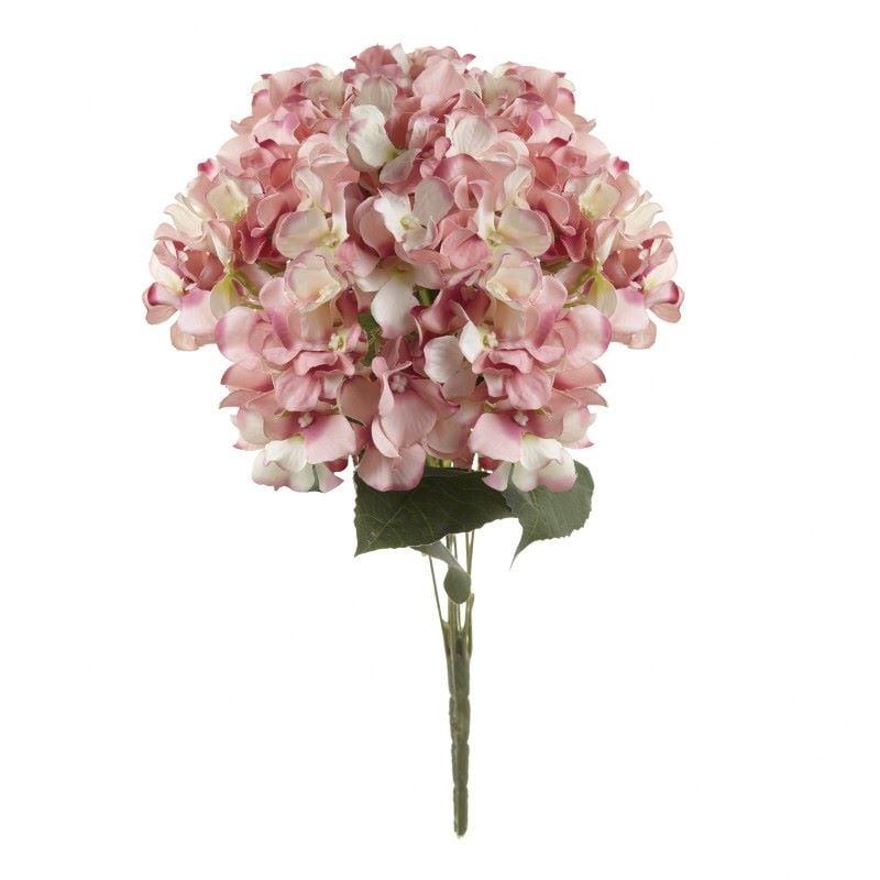 Pink Hydrangea Bunch