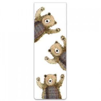 Alex Clarke Magnetic Bookmark - Bear Hugs