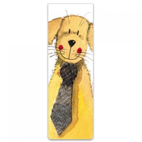 Alex Clarke Magnetic Bookmark - Dogs