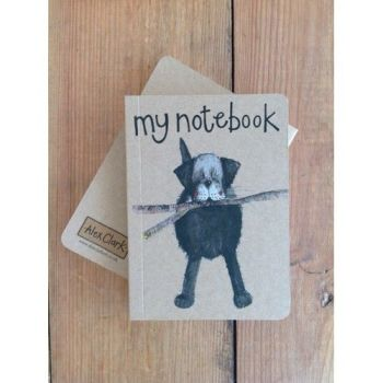 Alex Clarke Kraft Notebook - My Notepad - Labrador