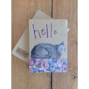 Alex Clarke Magnetic Bookmark - Hello