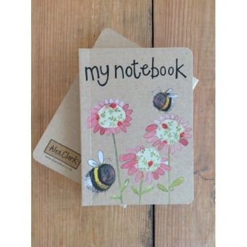 Alex Clarke Kraft Notebook - My Notebook - Bees